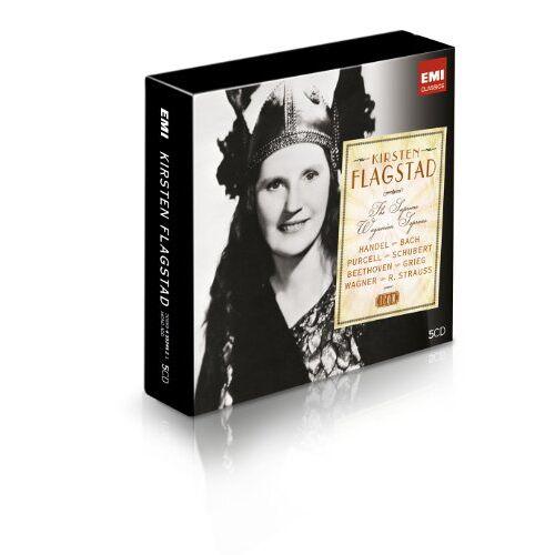 Kirsten Flagstad - Icon:Kirsten Flagstad - Preis vom 06.03.2021 05:55:44 h