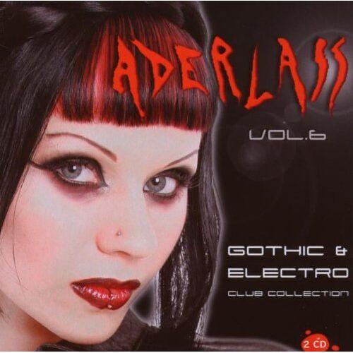 Various - Aderlass Vol.6 - Preis vom 06.09.2020 04:54:28 h