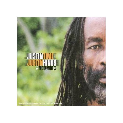 Justin Hinds - Justin Time - Preis vom 03.12.2020 05:57:36 h