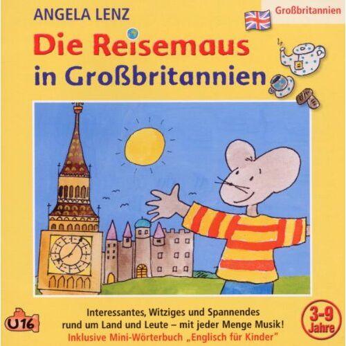 Angela Lenz - Die Reisemaus in Großbritannien - Preis vom 14.04.2021 04:53:30 h