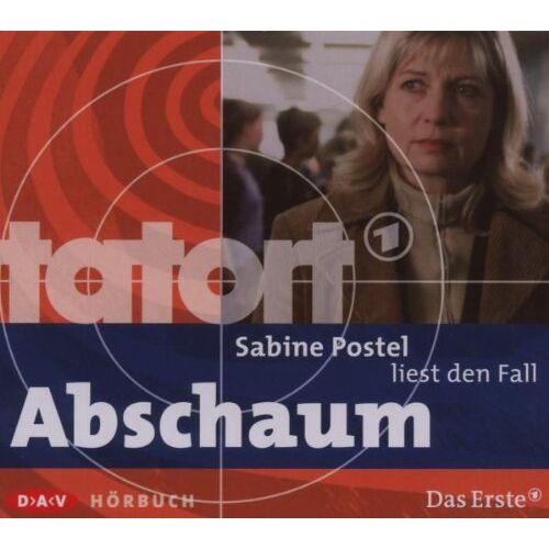 Sabine Postel - Tatort-Abschaum - Preis vom 21.04.2021 04:48:01 h