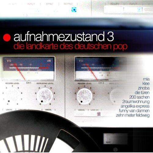 Various - Aufnahmezustand Vol.3 - Preis vom 12.04.2021 04:50:28 h