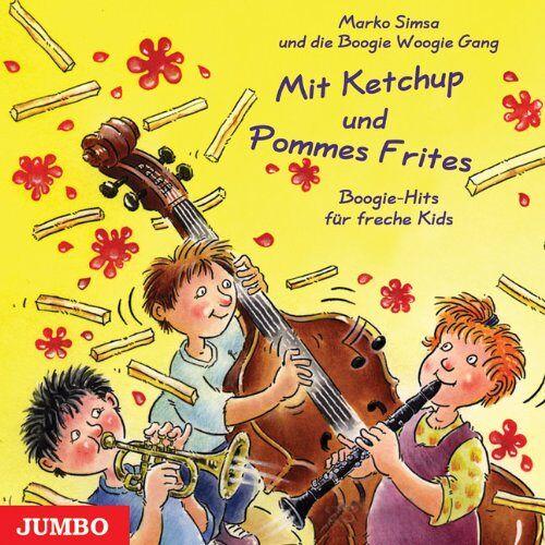 - Mit Ketchup und Pommes Frites. CD: Boogie-Hits für freche Kids - Preis vom 20.10.2020 04:55:35 h