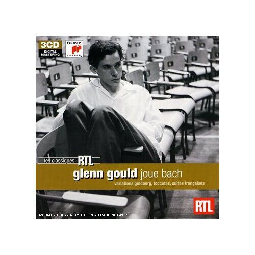 Glenn Gould - Glenn Gould Joue Bach - Preis vom 12.05.2021 04:50:50 h