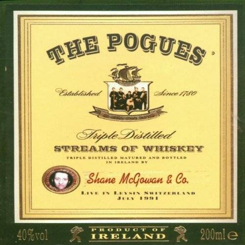 The Pogues - Streams Of Whiskey (Live In Switzerland July 1991) - Preis vom 20.10.2020 04:55:35 h