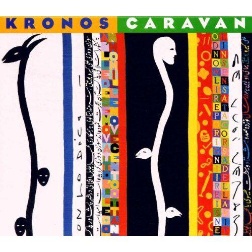 Kronos Quartet - Kronos Caravan - Preis vom 04.10.2020 04:46:22 h