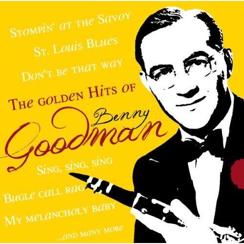 Benny Goodman - The Golden Hits of Benny Goodman - Preis vom 10.09.2020 04:46:56 h