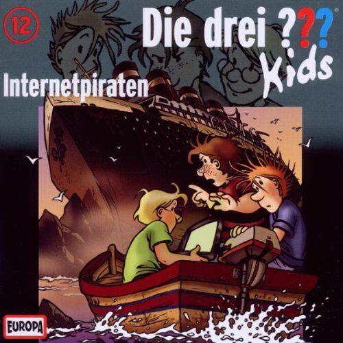 Die Drei ??? Kids - 012/Internetpiraten - Preis vom 09.04.2021 04:50:04 h