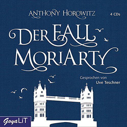 Uve Teschner - Der Fall Moriarty - Preis vom 27.02.2021 06:04:24 h