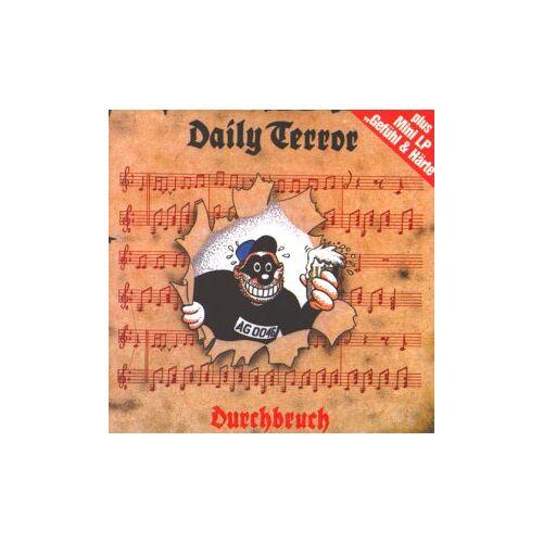 Daily Terror - Durchbruch - Gefühl & Härte - Preis vom 03.05.2021 04:57:00 h