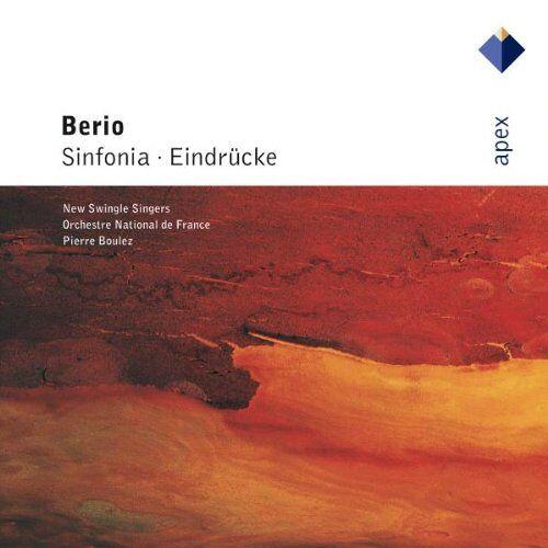Pasquier - Sinfonia,Eindrücke - Preis vom 20.10.2020 04:55:35 h