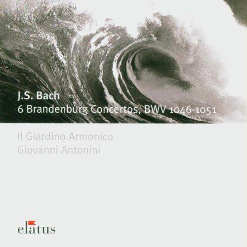 Antonini - Brandenburgische Konzerte 1-6 - Preis vom 20.10.2020 04:55:35 h