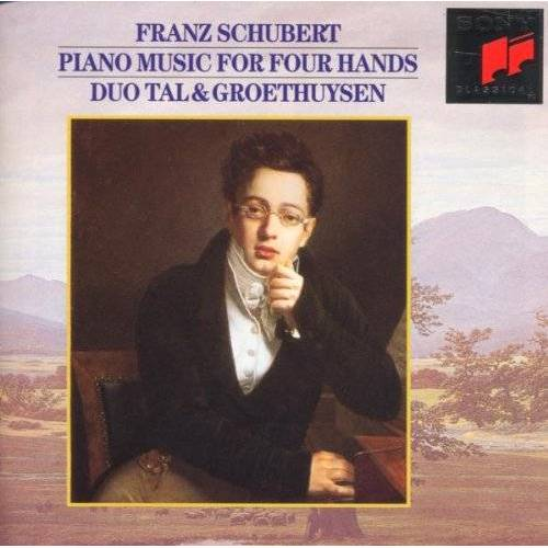 DUO Klaviermusik zu vier Händen Vol. 1 - Preis vom 15.04.2021 04:51:42 h