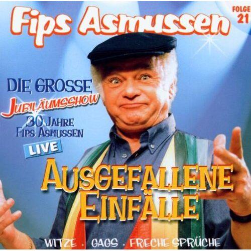 Fips Asmussen - Ausgefallene Einfälle - Preis vom 12.04.2021 04:50:28 h