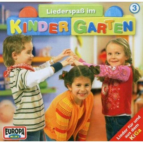 Fun Kids - 03/Liederspass im Kindergarten - Preis vom 17.04.2021 04:51:59 h