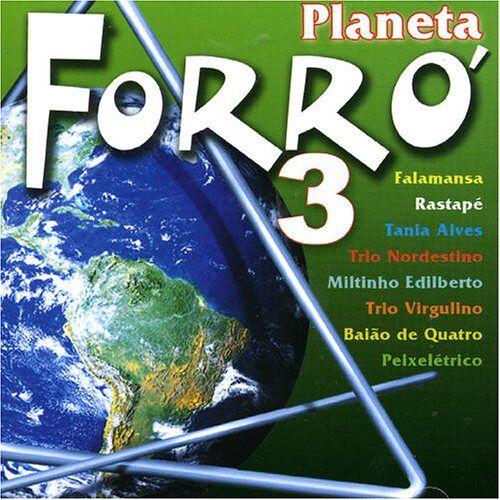 Planeta Forro - Vol.3-Planeta Forro - Preis vom 16.04.2021 04:54:32 h