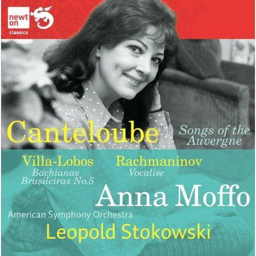 a. Moffo - Chants d'Auvergne/Bachianas Brasileiras 5/+ - Preis vom 06.09.2020 04:54:28 h