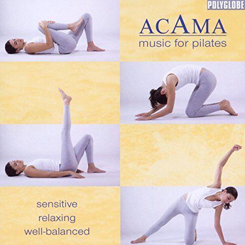 Acama - Music for Pilates - Preis vom 07.04.2020 04:55:49 h