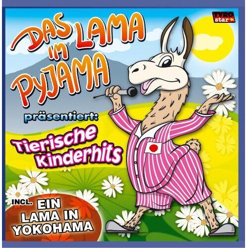 Das Lama im Pyjama präsentiert - Tierische Kinderhits - Preis vom 25.02.2021 06:08:03 h