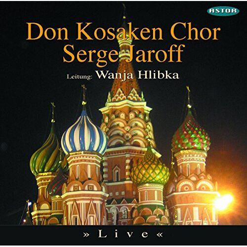 Hlibka - Don Kosaken Chor Serge Jaroff Live - Preis vom 10.04.2021 04:53:14 h