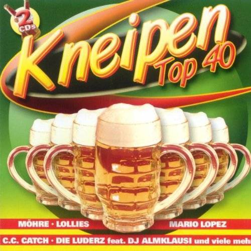 Various - Kneipen Top 40 - Preis vom 04.09.2020 04:54:27 h