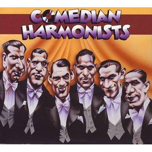 Comedian Harmonists - Comedian Harmonists (+Poster) - Preis vom 17.04.2021 04:51:59 h