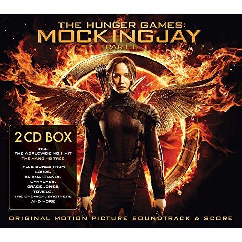 Ost - Die Tribute Von Panem - Mockingjay Teil1 (OST & Score) - Preis vom 20.10.2020 04:55:35 h