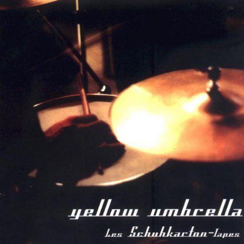 Yellow Umbrella - Les Schuhkarton Tapes - Preis vom 14.05.2021 04:51:20 h