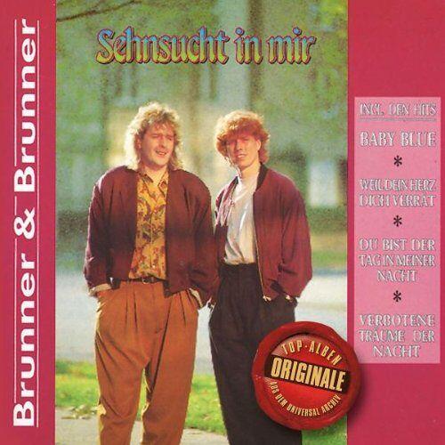 Brunner & Brunner - Originale-Sehnsucht in Mir - Preis vom 16.02.2020 06:01:51 h