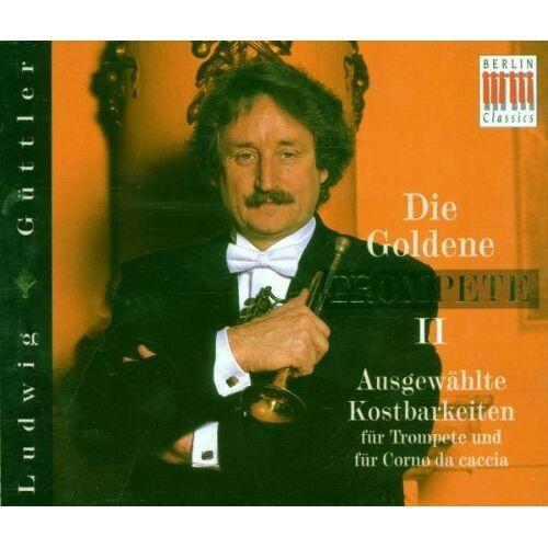 l. Güttler - Die goldene Trompete Vol. 2 - Preis vom 20.10.2020 04:55:35 h