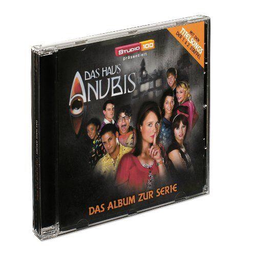 das Haus Anubis - Das Haus Anubis-Das Album Zur Serie - Preis vom 27.02.2021 06:04:24 h