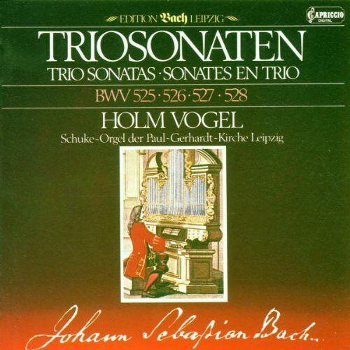 Holm Vogel - Triosonaten - Preis vom 15.04.2021 04:51:42 h