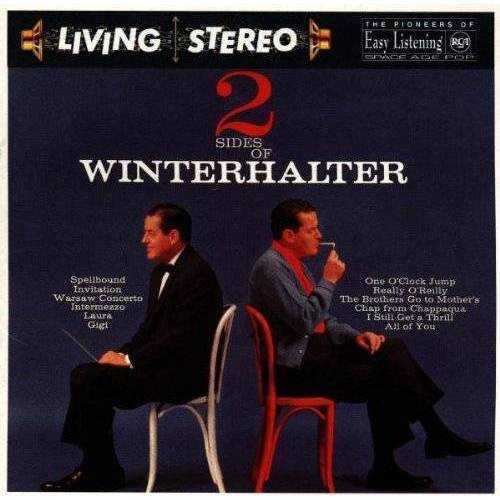 Hugo Winterhalter - 2 Sides of Hugo Winterhalter - Preis vom 20.10.2020 04:55:35 h