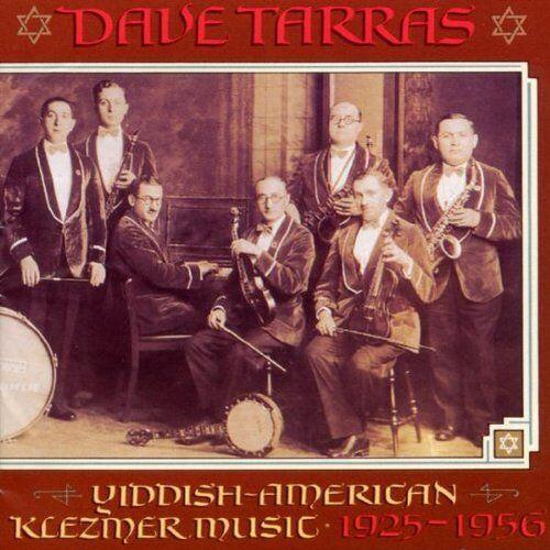 Dave Tarras - Yiddish-American Klezmer Music - Preis vom 03.04.2020 04:57:06 h