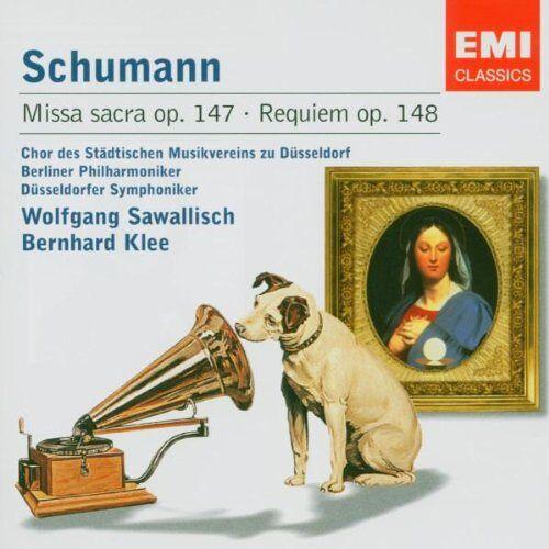 Fischer-Dieskau - Messe Op.147+Requiem Op.148 - Preis vom 20.10.2020 04:55:35 h