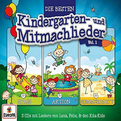 Lena - 01/3er Box (die Besten Kindergarten-& Mitmachlied - Preis vom 25.01.2021 05:57:21 h
