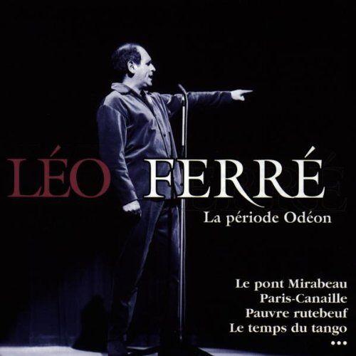 Leo Ferre - La Periode Odeon - Preis vom 06.09.2020 04:54:28 h