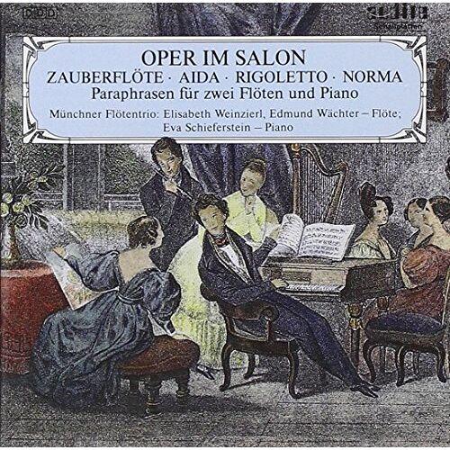 Münchner Flötentrio - Opernparaphrasen - Preis vom 10.04.2021 04:53:14 h