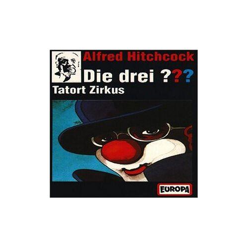 Die drei ??? - Die Drei ??? 57-Tatort Zirk [Musikkassette] - Preis vom 18.04.2021 04:52:10 h