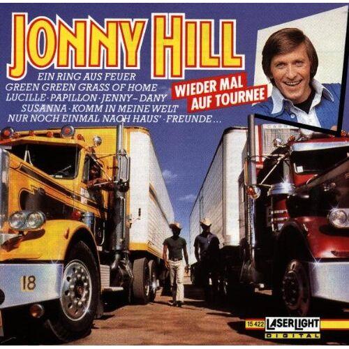 Jonny Hill - Jonny Hill-Wieder Mal auf Tour - Preis vom 05.09.2020 04:49:05 h