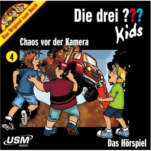 Die Drei ??? Kids - Band 4: Chaos Vor der Kamera - Preis vom 18.04.2021 04:52:10 h