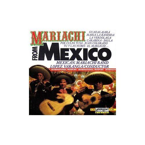 Mexican Mariachi Band - Mariachi from Mexico - Preis vom 06.09.2020 04:54:28 h