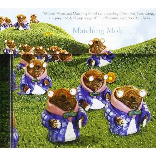 Matching Mole - March - Preis vom 10.04.2021 04:53:14 h