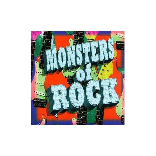 Va-Monsters of Rock - Vol. 1-Monsters of Rock - Preis vom 11.05.2021 04:49:30 h