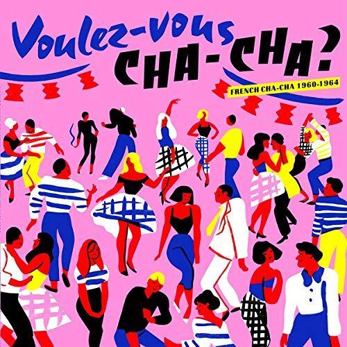 Various - Voulez Vous Chacha? French Chacha 1960/1964 [Vinyl LP] - Preis vom 14.05.2021 04:51:20 h