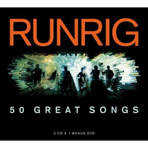 Runrig - 50 Great Songs - Preis vom 19.02.2020 05:56:11 h