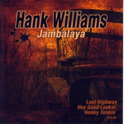 Hank Williams - Jambalaya - Preis vom 27.02.2021 06:04:24 h