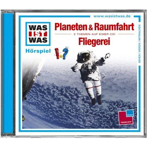 Was Ist Was - WAS IST WAS, Folge 5: Planeten & Raumfahrt/ Fliegerei - Preis vom 14.04.2021 04:53:30 h
