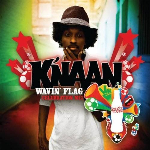 K'Naan - Wavin' Flag - Preis vom 25.01.2021 05:57:21 h
