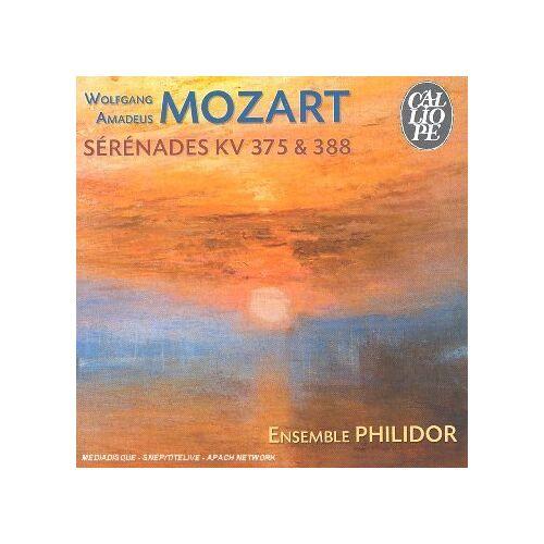 Ens.Philidor - Serenades KV 375 & KV 388 - Preis vom 06.03.2021 05:55:44 h